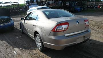 2007 Mercury Milan for sale at CousineauCrashed.com in Weston WI