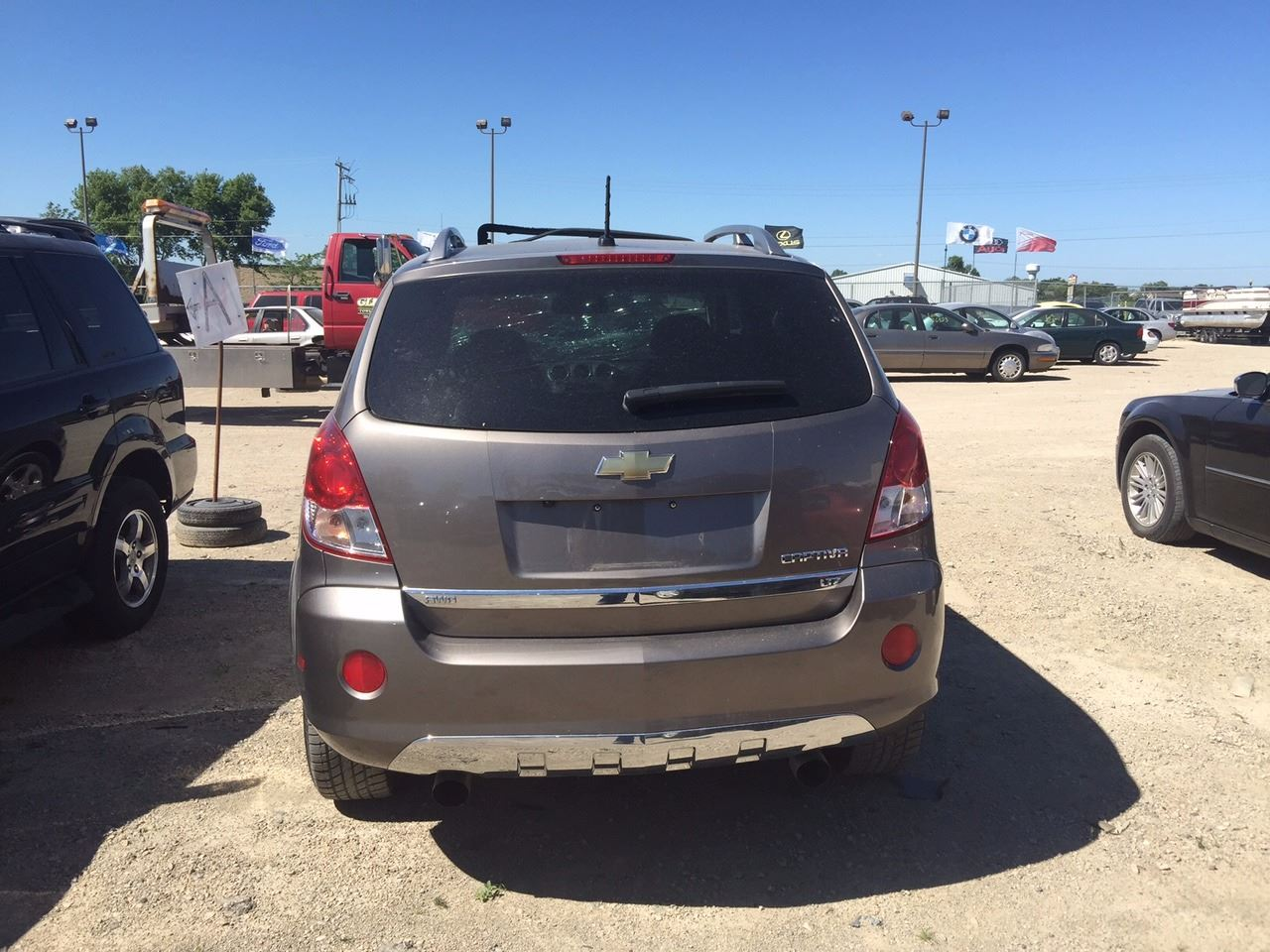 All Chevy chevy captiva awd : 2012 Chevrolet Captiva Sport AWD LTZ 4dr SUV In Weston WI ...