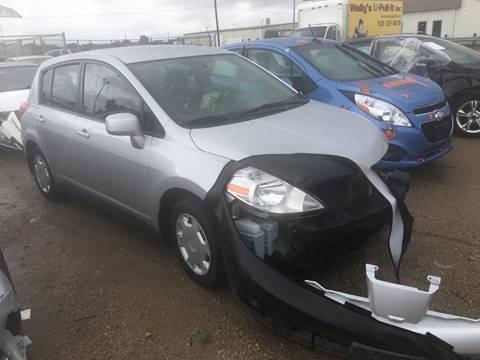 2007 Nissan Versa for sale in Weston, WI