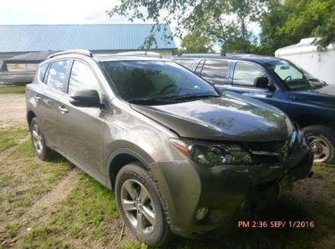 2015 Toyota RAV4 for sale in Weston, WI