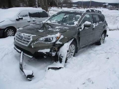 2015 Subaru Outback for sale in Weston, WI