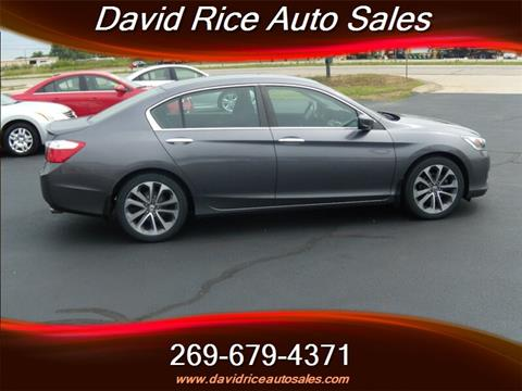 Rice Auto Sales >> David Rice Auto Sales Schoolcraft Mi Inventory Listings