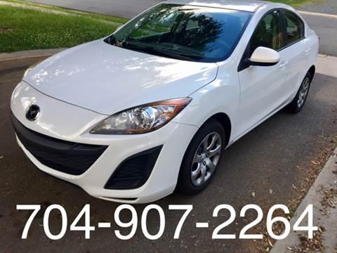 2011 Mazda MAZDA3 for sale in Charlotte NC