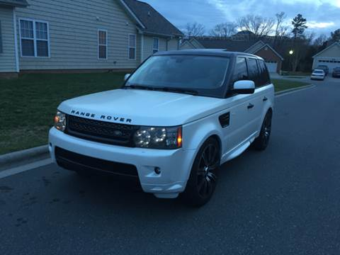 2010 Land Rover Range Rover Sport for sale in Charlotte NC