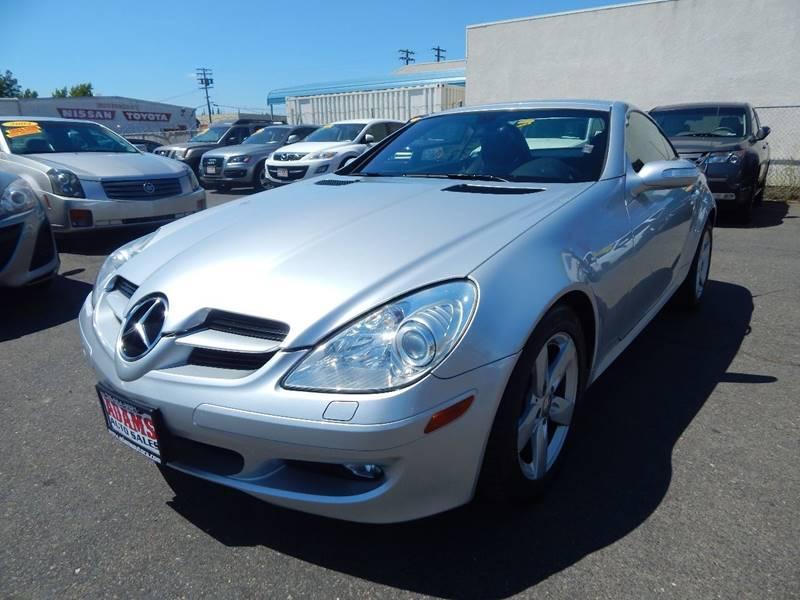 2008 mercedes benz slk slk 280 2dr convertible in for Mercedes benz dealership sacramento ca