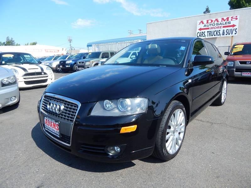 Audi A T Dr Wagon A In Sacramento CA Adams Auto Sales - Audi sacramento