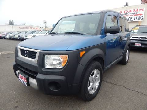 2006 Honda Element for sale in Sacramento, CA