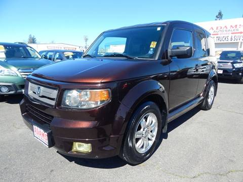 2007 Honda Element for sale in Sacramento, CA