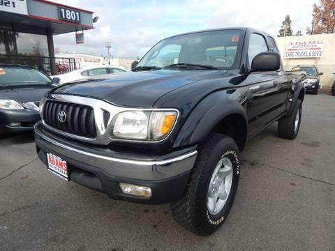 2002 Toyota Tacoma for sale in Sacramento, CA