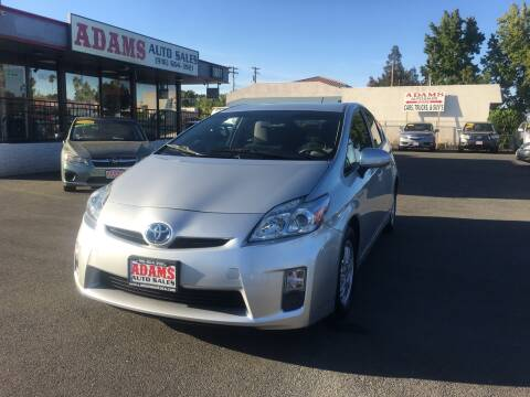 2010 Toyota Prius for sale at Adams Auto Sales in Sacramento CA