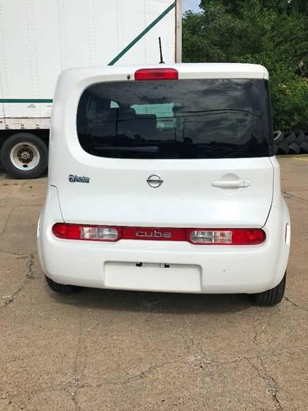 2012 Nissan cube 1.8 4dr Wagon - Newport News VA