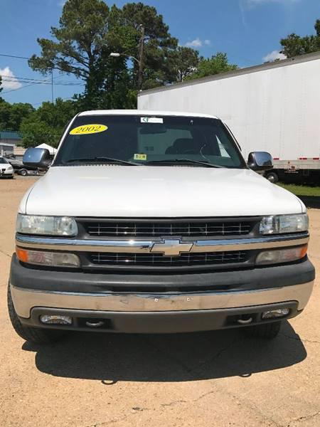 2002 Chevrolet Silverado 1500 4dr Extended Cab 4WD LB - Newport News VA
