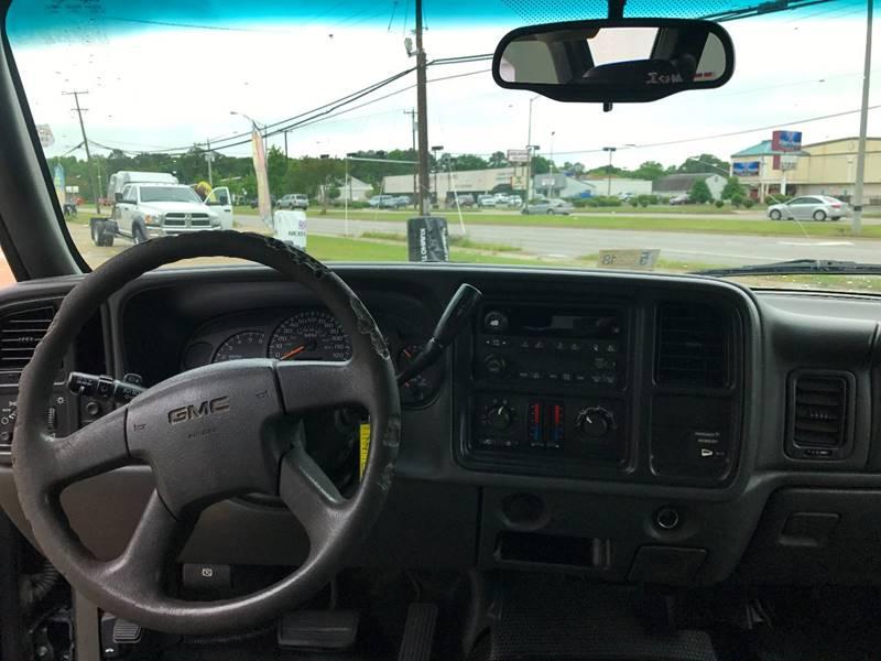 2004 GMC Sierra 1500 4dr Extended Cab Rwd SB - Newport News VA