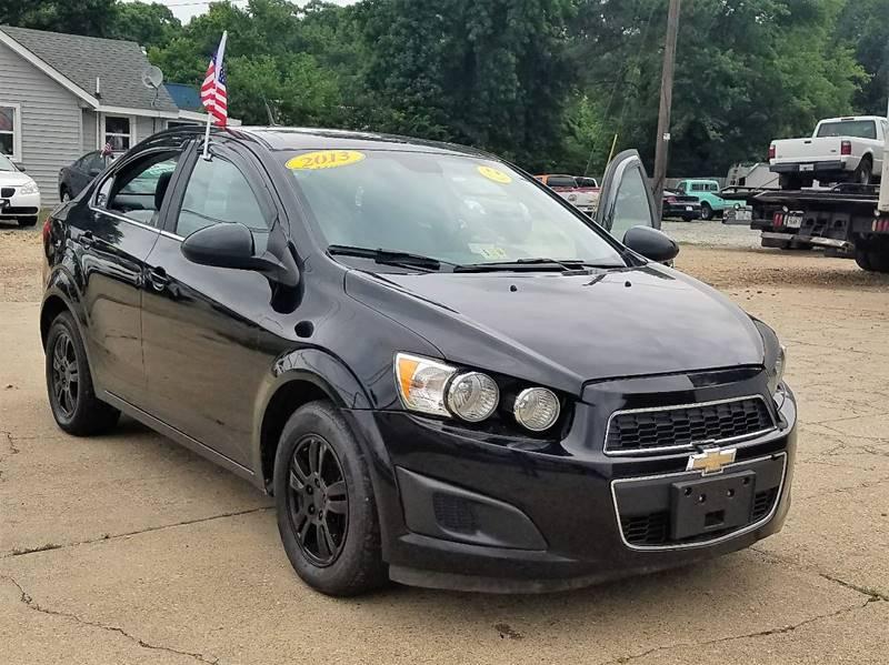 2013 Chevrolet Sonic LT Auto 4dr Sedan - Newport News VA