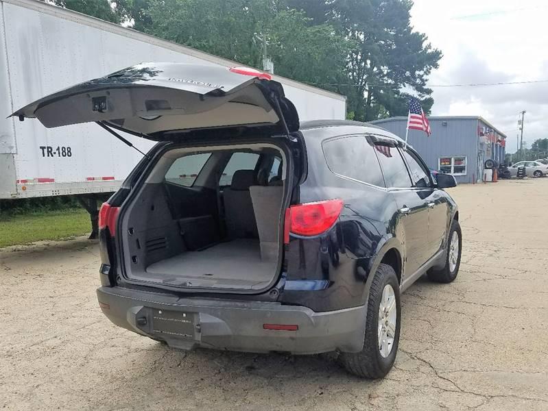 2009 Chevrolet Traverse LT - Newport News VA