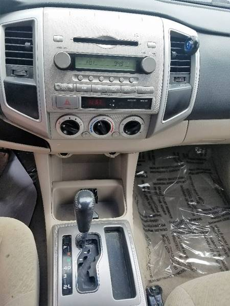 2007 Toyota Tacoma PreRunner V6 4dr Double Cab 6.1 ft. SB (4L V6 5A) - Newport News VA