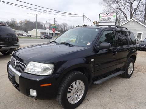2006 Mercury Mariner for sale at Autoxport in Newport News VA