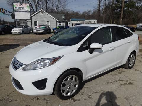 2011 Ford Fiesta for sale at Autoxport in Newport News VA