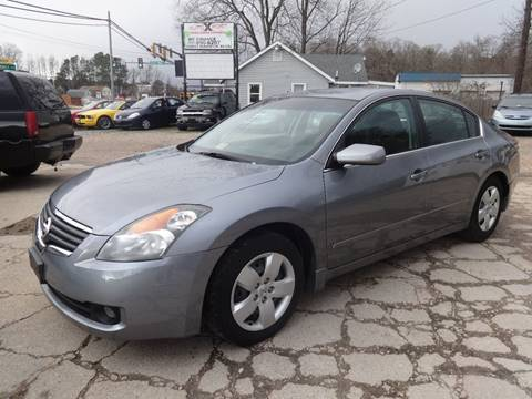 2007 Nissan Altima for sale at Autoxport in Newport News VA