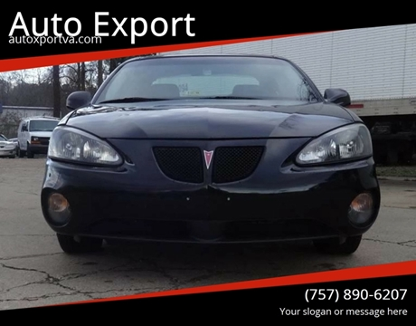 2007 Pontiac Grand Prix for sale in Newport News, VA