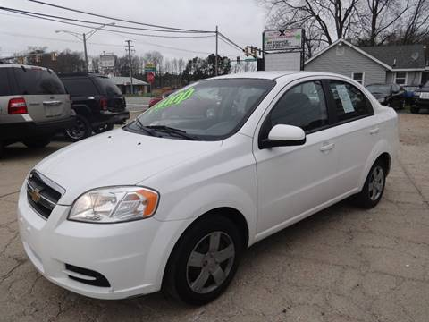 2010 Chevrolet Aveo for sale at Autoxport in Newport News VA