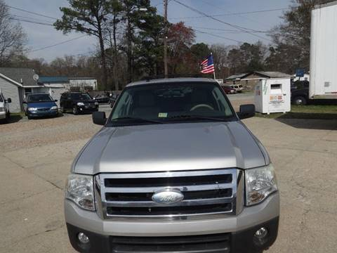2007 Ford Expedition for sale at Autoxport in Newport News VA