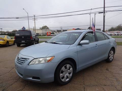 2007 Toyota Camry for sale at Autoxport in Newport News VA