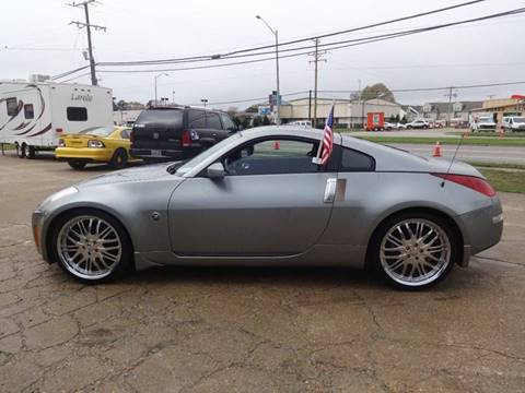 2005 Nissan 350Z for sale at Autoxport in Newport News VA