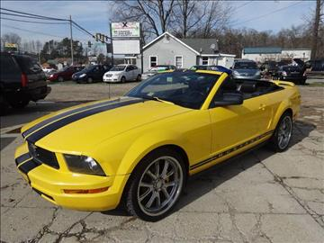 2005 Ford Mustang for sale at Autoxport in Newport News VA