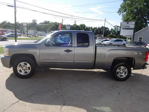 2009 Chevrolet Silverado 1500 for sale at Autoxport in Newport News VA