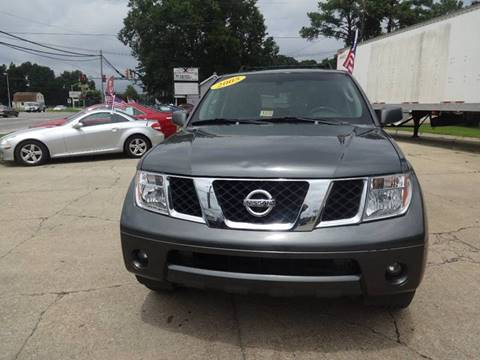 2005 Nissan Pathfinder for sale at Autoxport in Newport News VA