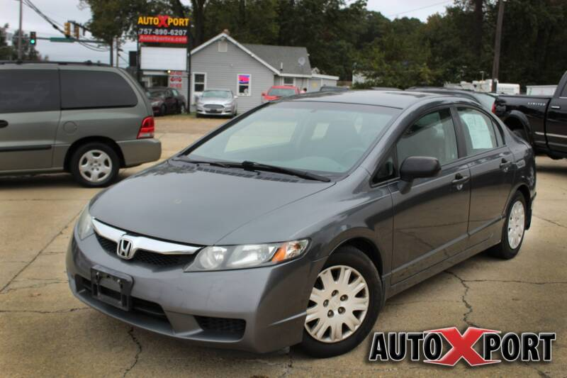 2010 Honda Civic for sale at Autoxport in Newport News VA