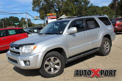 2006 Toyota 4Runner for sale at Autoxport in Newport News VA