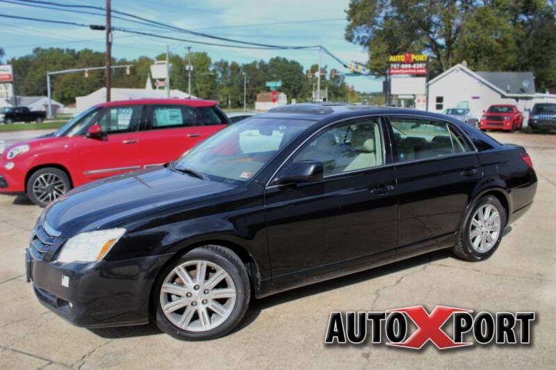 2005 Toyota Avalon for sale at Autoxport in Newport News VA