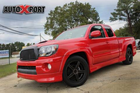 2008 Toyota Tacoma for sale at Autoxport in Newport News VA