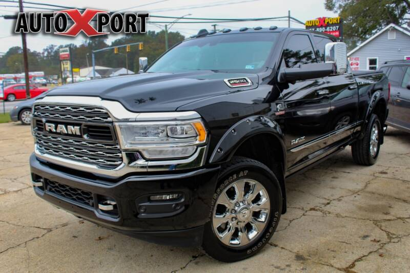 2019 RAM Ram Pickup 2500 for sale at Autoxport in Newport News VA