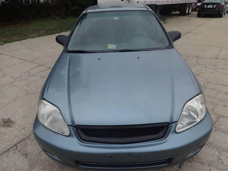 2000 Honda Civic DX 4dr Sedan   Newport News VA