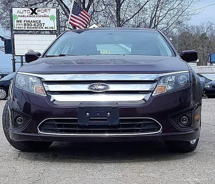 2012 Ford Fusion SE 4dr Sedan - Newport News VA
