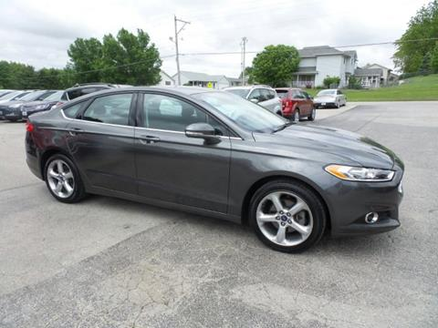 2015 Ford Fusion for sale in West Branch, IA