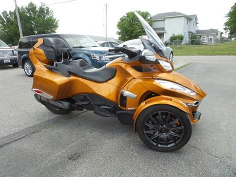 2014 Can-Am SPYDER RT/RTS/L for sale in West Branch, IA