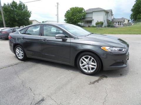 2016 Ford Fusion for sale in West Branch, IA