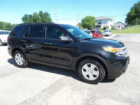 2014 Ford Explorer for sale in West Branch, IA