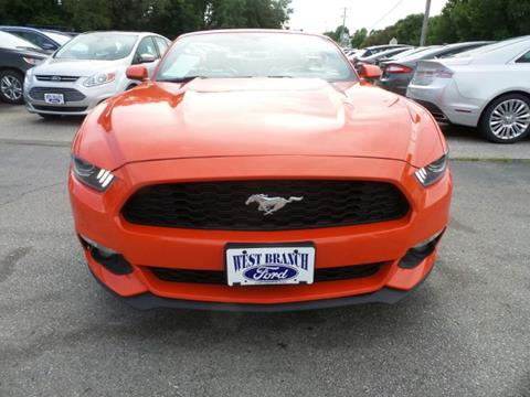 2016 Ford Mustang for sale in West Branch, IA