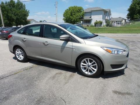 2015 Ford Focus for sale in West Branch IA
