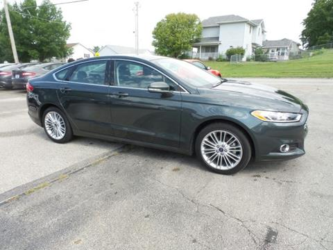 2016 Ford Fusion for sale in West Branch IA