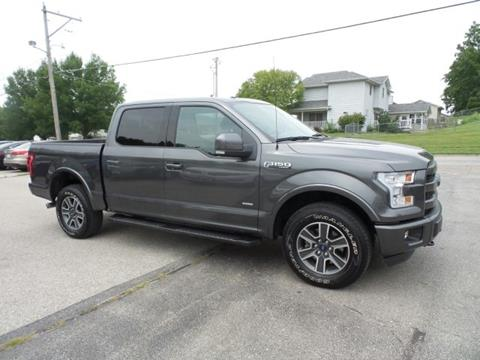 2015 Ford F-150 for sale in West Branch, IA