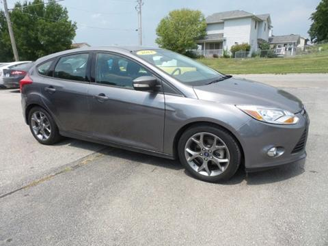 2014 Ford Focus for sale in West Branch, IA