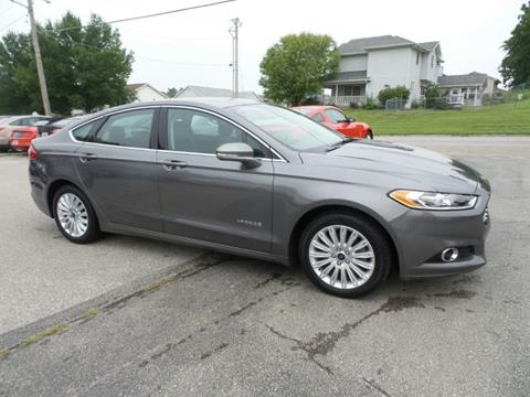 2014 Ford Fusion Hybrid for sale in West Branch IA