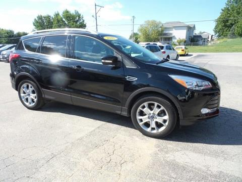 2016 Ford Escape for sale in West Branch, IA