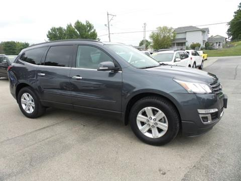 2013 Chevrolet Traverse for sale in West Branch IA